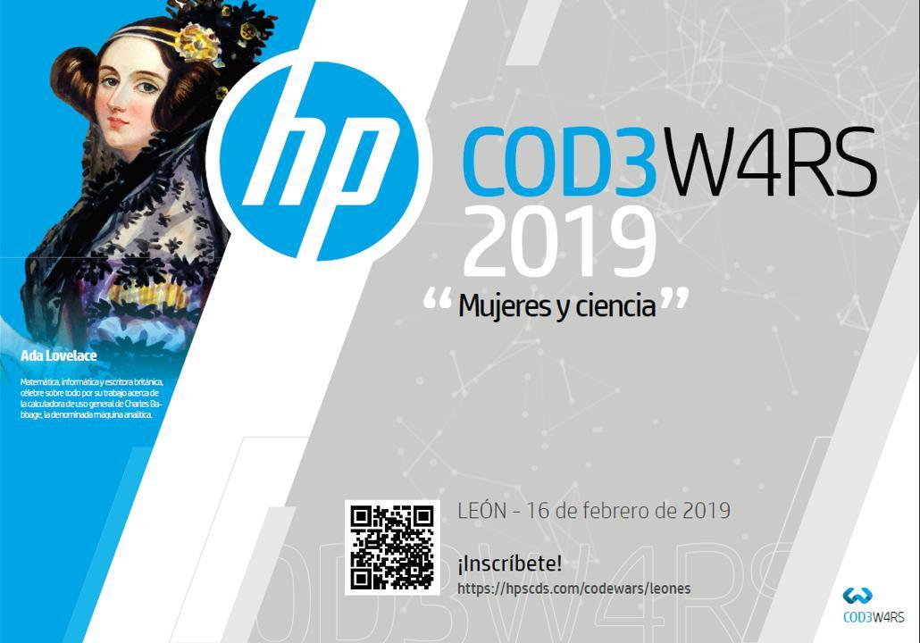 HP Code Wars 2019 León