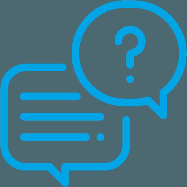 Icono de bocadillos de conversación