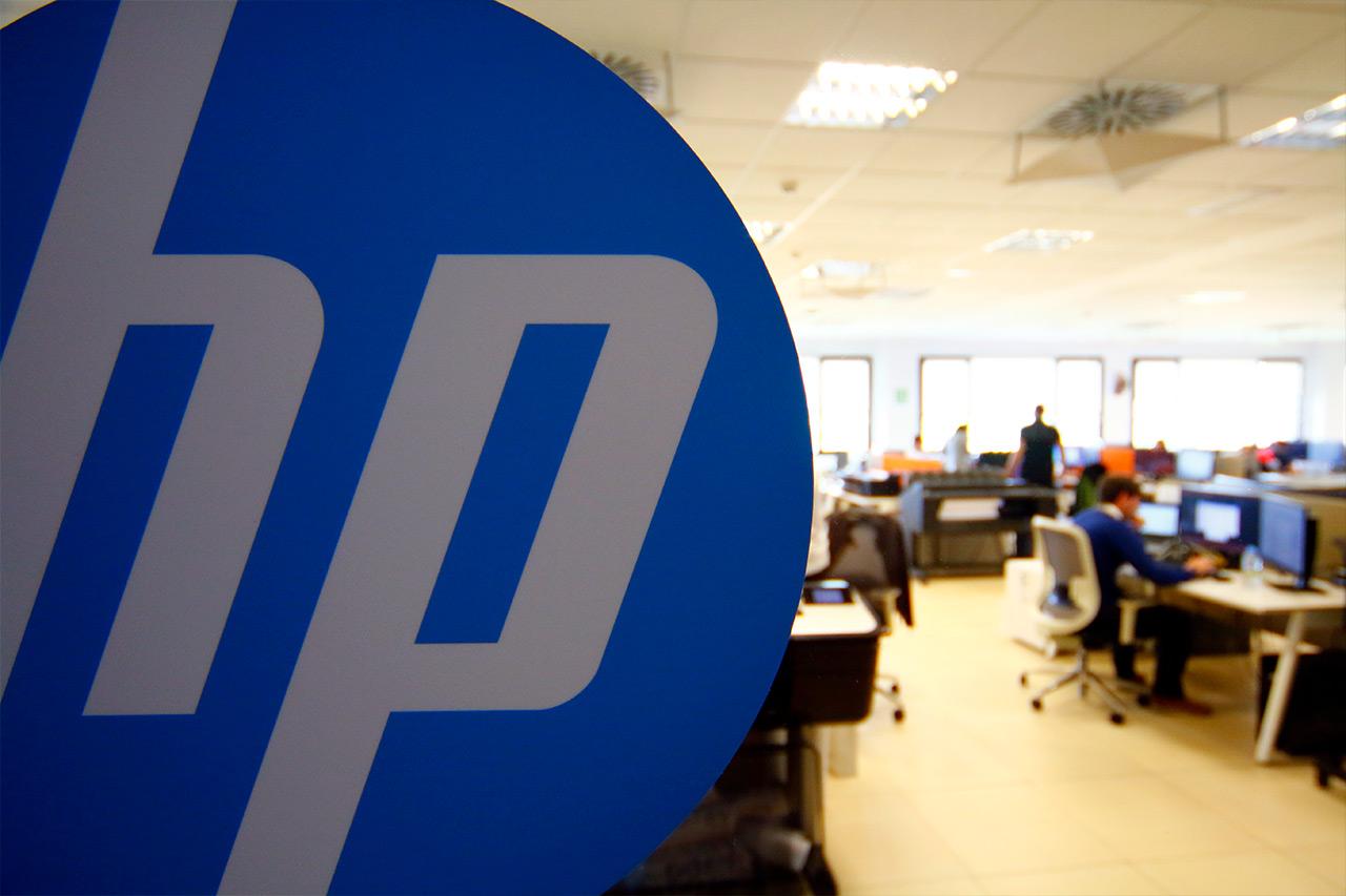 Oficina de HP SCDS en León