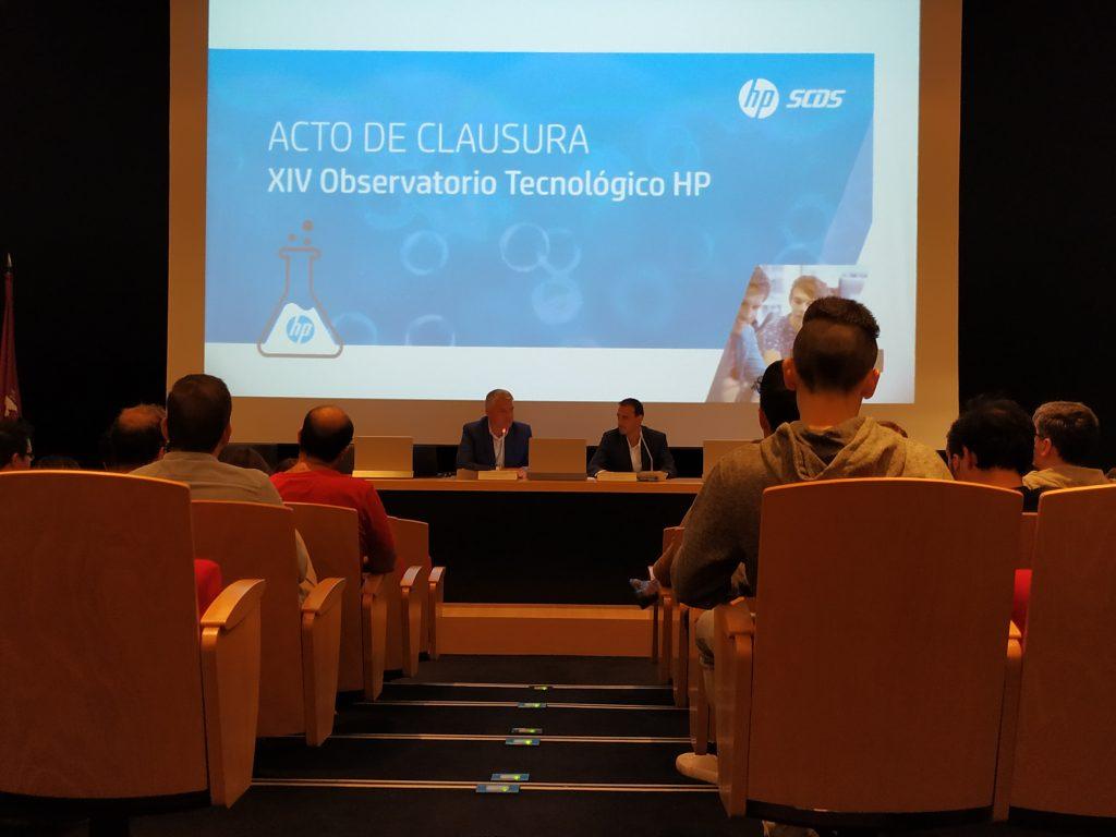 Clausura Observatorio HP 2019