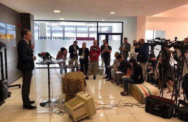 Rueda de prensa #MoverEspaña