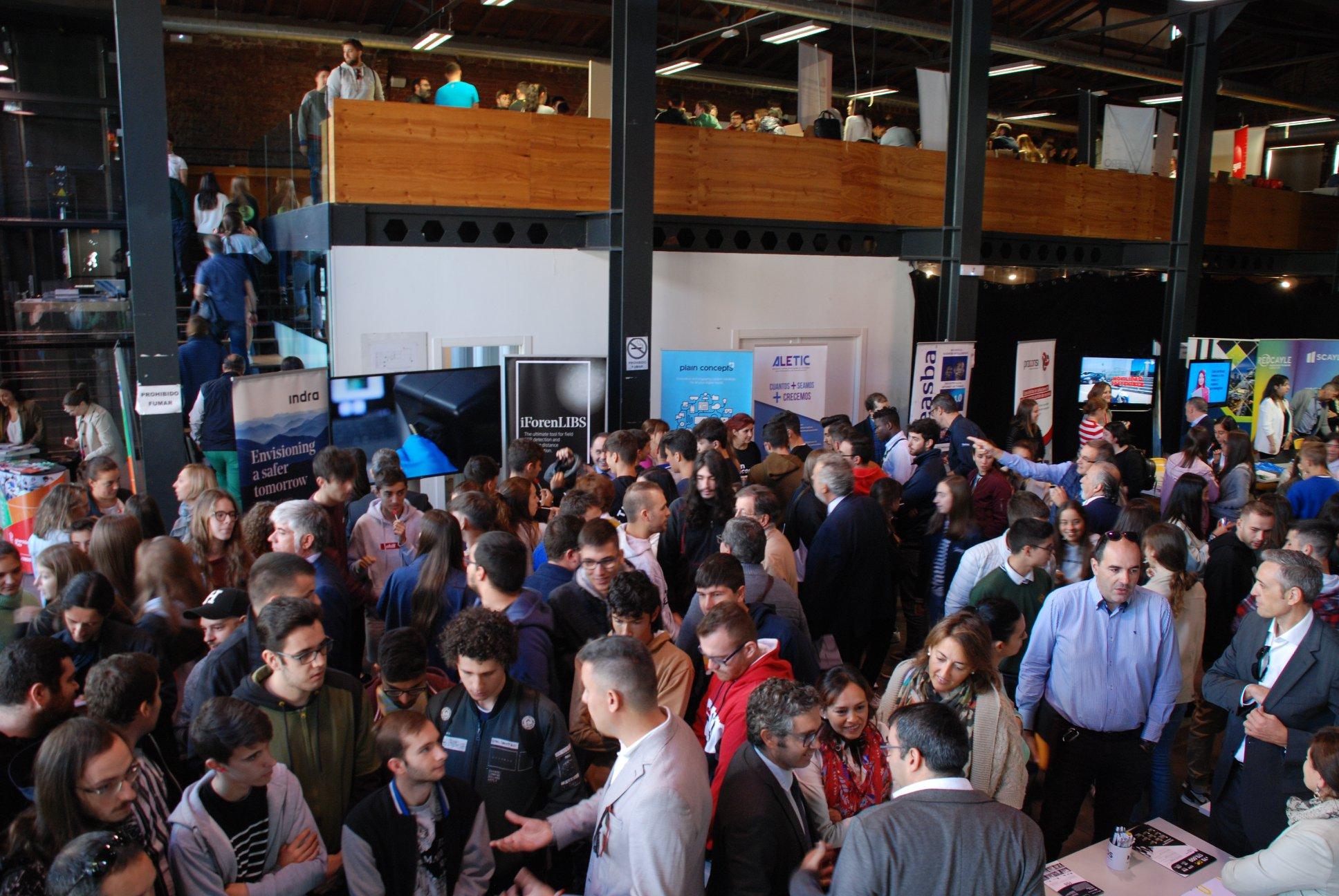 III Feria Leon4U Innovación y Talento