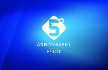 V Aniversaio HP SCDS